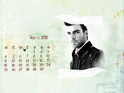 Zachary Quinto / April 2011