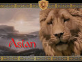 aslan the great - aslan wallpaper