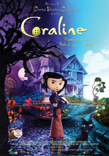 Coraline wallpaper with anime titled coraline