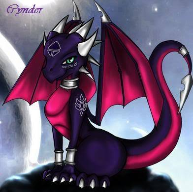 cyn - spyro-and-cynder Photo