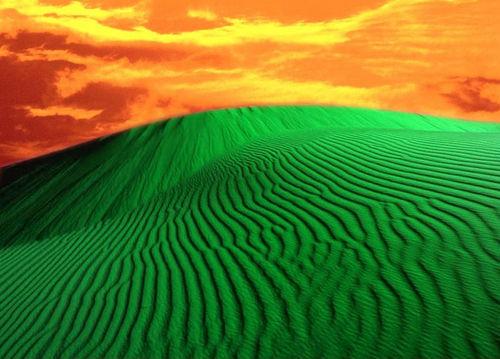 desert- Planet Weird