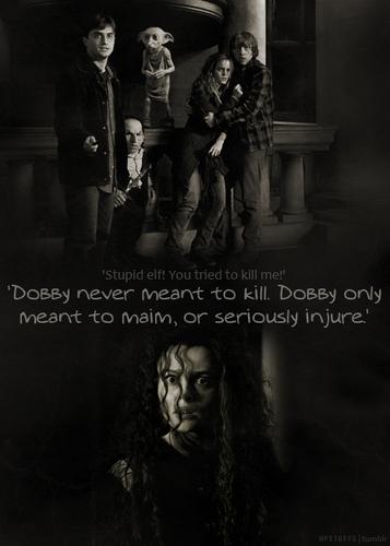 dobby never meant to kill