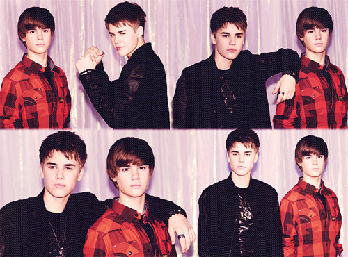 Justin Bieber Double