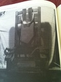 electric chair  - psychics photo
