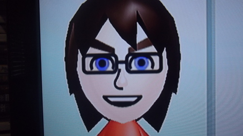 garth as a mii on the wii
