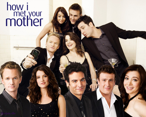 himym - how-i-met-your-mother Wallpaper