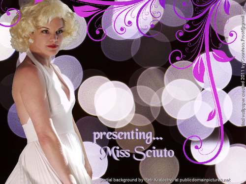 presenting.... Miss Sciuto
