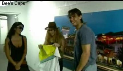 Shakira with rafa