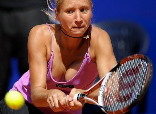 victoria azarenka breast - tennis Photo