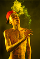 wiz - wiz-khalifa photo
