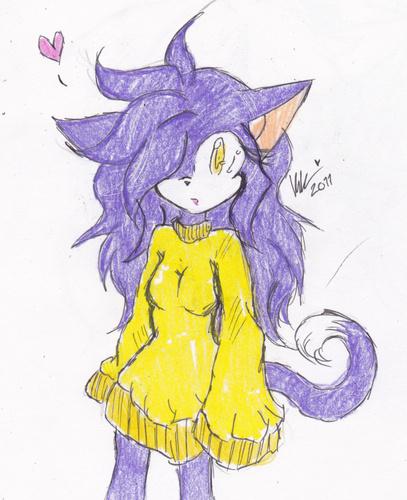 .:AT:. Zena The Cat
