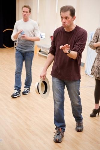 'Company' Rehearsals