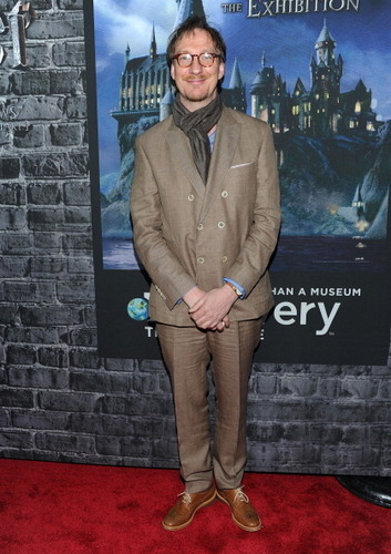 Deathly Hallows Part I & NYC Exhibition premiere  - david-thewlis Photo
