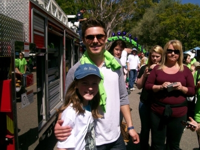 """Walk for Autismo"" San Luis Obispo, California"