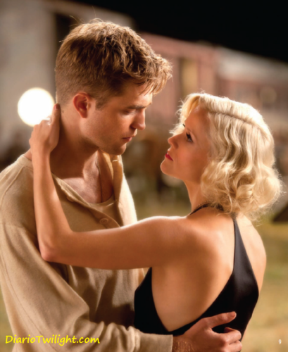 """Water For Elephants"" in ""Book Page"" Magazine - March 2011"