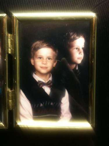 *cuteee !!* Little Matthew <3