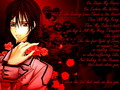 ~love~ - kuran-kaname wallpaper