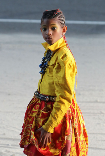 Willow Smith 바탕화면 called 21st Century Girl