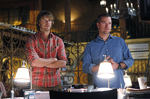 NCIS: Los Angeles wallpaper entitled 2x20-The Job-promo