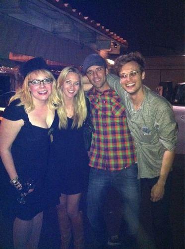 A.J., Kirsten and Matthew