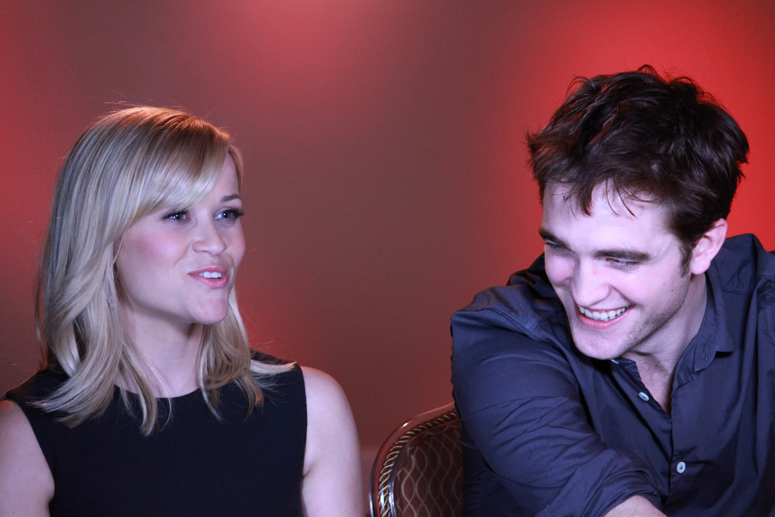 Access Hollywood 'Water For Elephants' Press Junket