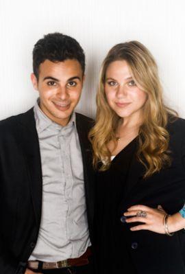 Adamo and Lauren
