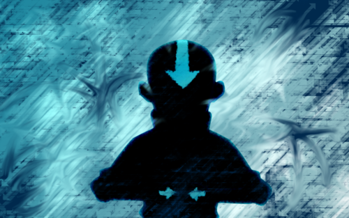 avatar - La Leyenda de Aang fondo de pantalla probably with an igloo and a snowbank called Airbending___Avatar_by_Mpmagi.png