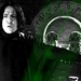 Alan as Severus Snape