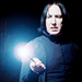Alan as Severus Snape - alan-rickman icon