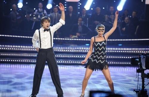 Alex in Let's Dance ;)