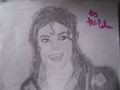 An MJ drawing I drew for MJGangster <3 :) - michael-jackson photo