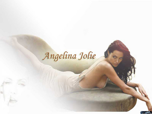 Angelina Jolie wallpaper with skin called Angelina Jolie