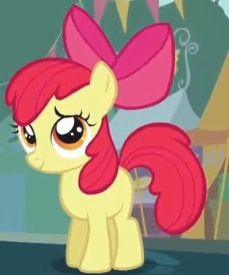 Apple Bloom - my-little-pony-friendship-is-magic Photo