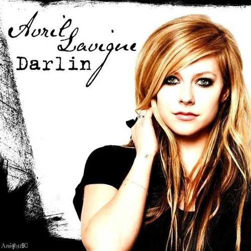 Selena_01 wallpaper with a portrait titled Avril Lavigne - Goodbye Lullaby Singles (FanMade Single Cover)