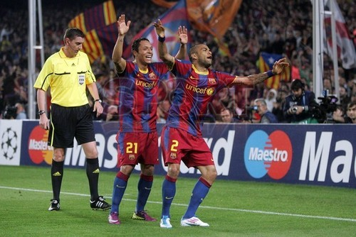 Barça vs Shakhtar(5-1)