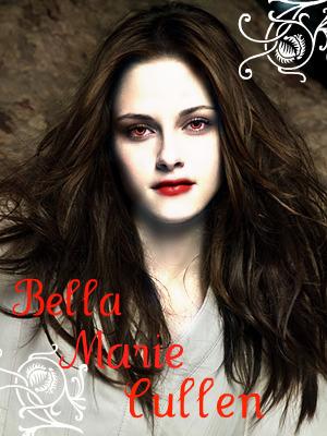 Bella swan as a Vampire