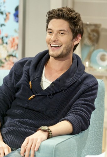 Ben at Fern (March, 29th 2011) wallpaper possibly containing a headshot in The Ben Barnes Club
