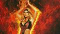 wwe-divas - Beth Phoenix wallpaper