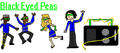 Black Eyed Peas 8] - total-drama-island fan art