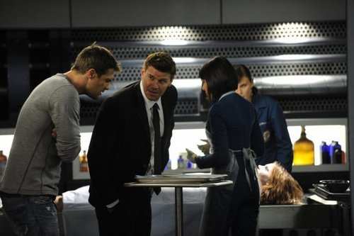 Bones 6x19 Promotional Photos!