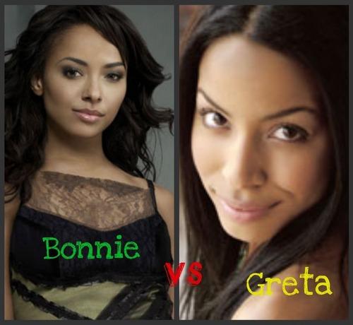 Bonnie VS Greta