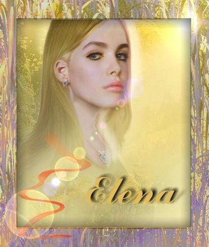 Book Elena Gilbert