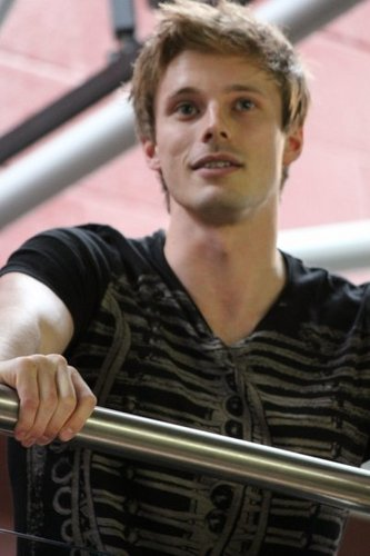 Bradley James wallpaper titled Bradley James