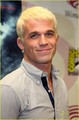 Cam Gigandet: New Blond Haircut! - cam-gigandet photo