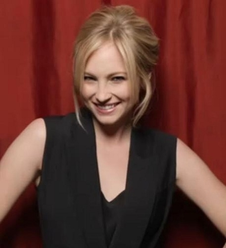 Candice Accola - TV Guide