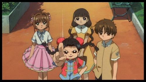 Sakura & Syaoran images Cardcaptor Sakura Movie 2: The Sealed Card ...