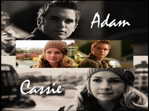 Cassie&Adam<3