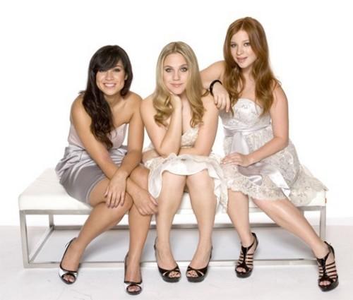 Cassie,Lauren,and Stacey