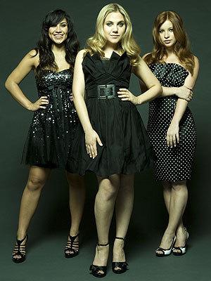 Cassie,Lauren,and Stacy