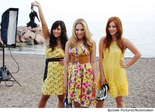 Cassie,:auren,Stacey